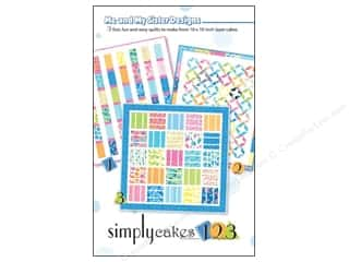 Simply Cakes 1 2 3  Pattern
