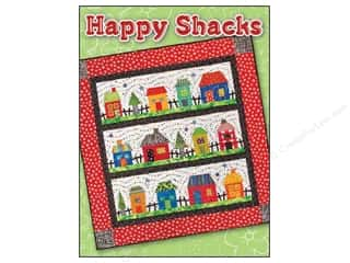 Happy Shacks Pattern