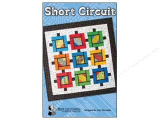 Black Cat Creations Quilting Patterns: Black Cat Creations Short Circuit Pattern