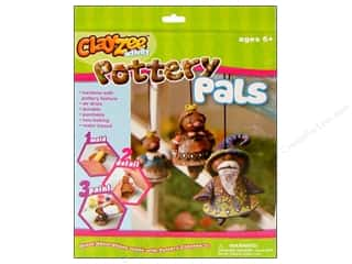 Clayzee Kit Pottery Pals Mobiles
