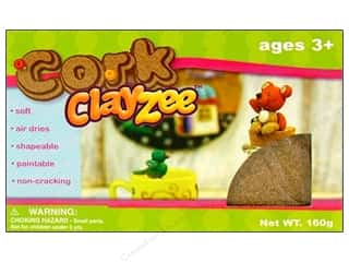 Clayzee Refill Box Cork 160gm