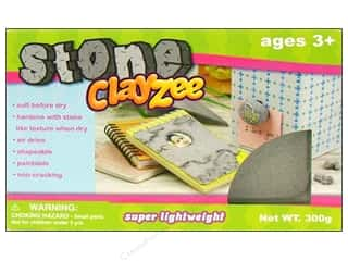Clayzee Refill Box Stone 300gm