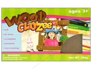 Clayzee Refill Box Wood 280gm