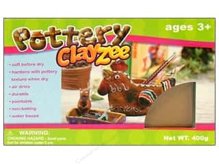 Clayzee Refill Box Pottery 400gm