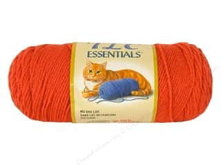 Clearance C&C TLC Essentials Yarn: C&C TLC Essentials Yarn 6oz Spice 312yd
