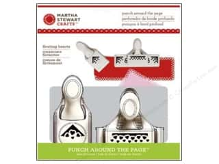 Borders Valentine's Day Gifts: Martha Stewart Punch Around The Page Set Dancing Hearts
