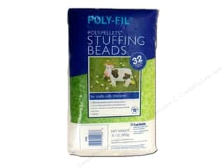 Fairfield: Fairfield Filler Poly-Pellets Polypropylene 2lb