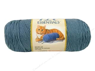 Clearance C&C TLC Essentials Yarn: C&C TLC Essentials Yarn 6oz Country Blue 312yd
