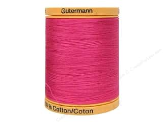 Gutermann Machine Quilting Thread 875 yd. Fuchsia Flower