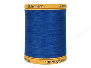 Gutermann Machine Quilting Thread 875 yd. Royal Blue