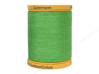 Gutermann: Gutermann Machine Quilting Thread 875 yd. Shamrock Green