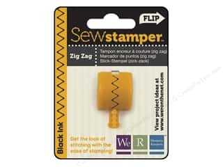 We R Memory Sew Stamper Zig Zag Black