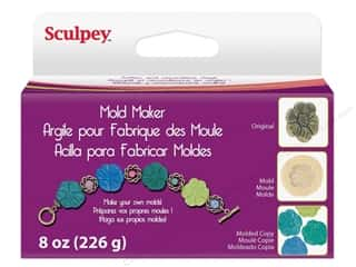 fall sale sculpey: Sculpey Mold Maker 8oz