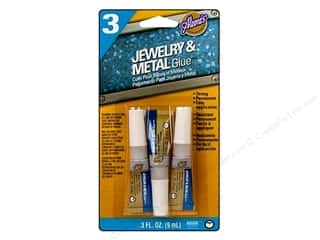 Metal Anvils Weekly Specials: Aleene's Jewelry & Metal Glue .1 oz. 3 pc.