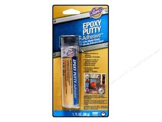 Finishes Weekly Specials: Aleene's Epoxy Putty Adhesive 1 3/4 oz.