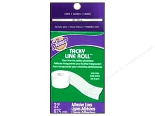 Stock Up Sale Adhesive: Aleene's Dry Adh Tacky Roll Line 32ft