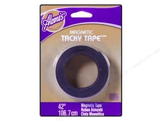 Aleene's Magnets: Aleene's Magnetic Tacky Tape 42 in.