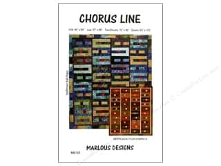 Chorus Line Pattern
