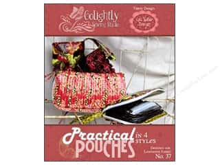 Lila Tueller Designs Tote Bags / Purses Patterns: Golightly Sewing Studio Practical Pouches Pattern