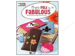 From Felt To Fabulous Book