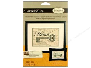 "Dimensions Embr Kit Stamp 11""x 8"" Antique Key"
