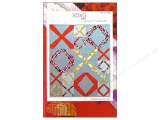 Bosal Fat Quarter / Jelly Roll / Charm / Cake Patterns: Carolyn Friedlander XOXO Baby Pattern