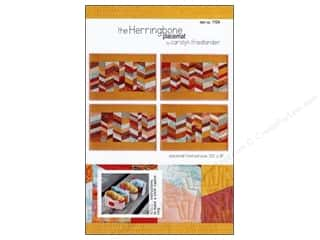 Patterns Clearance $0-$2: The Herringbone Placemat Pattern