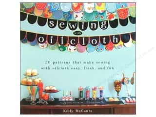 Sewing With Oilcloth Book