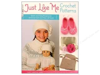 Doll Making Yarn & Needlework: Design Originals Just Like Me Book