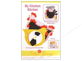 My Chicken Kitchen Pattern