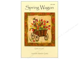 Patterns Clearance: Spring Wagon Pattern