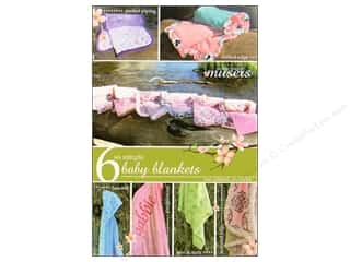 McKay Manor Musers Quilt Patterns: Mckay Manor Musers So Simple Baby Blankets 6 Pattern