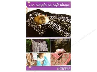 So Simple So Soft Throw Pattern
