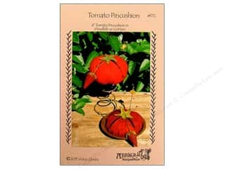 Annie's Keepsake Home Decor Patterns: Annie's Keepsakes Tomato Pincushion Pattern