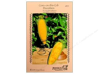 Felt Home Decor: Annie's Keepsakes Corn On The Cob Pincushion Pattern