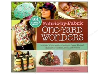 Summer New: Storey Publications 101 Fabric By Fabric One Yard Wonders Book