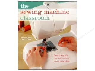 Sewing Machine Classroom Book