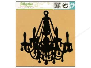 Feltables Fashion Iron On Chandelier