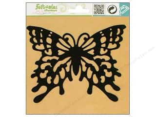 Feltables Fashion Iron On Butterfly
