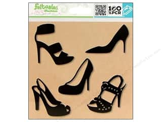 Feltables Fashion Iron On Shoe Lover