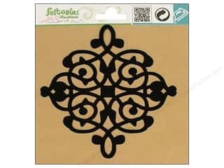 Feltables Iron On Designs: Feltables Fashion Iron On Sophia Scroll