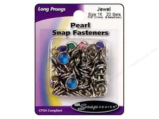 Snapsource Snap Open Prong Ring Sz16 Multi Jewel