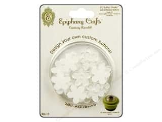 Epiphany Accessories Button Bubl Cap Flower 20 Clr