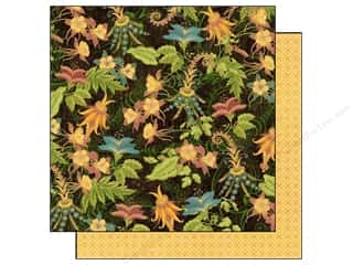 Graphic 45 Paper 12x12 Tropical Travel Garden Isle (25 sheets)