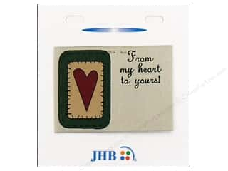 JHB Sweetheart Labels From My Heart To Yours