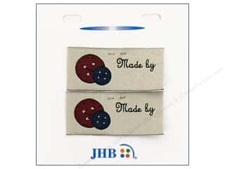 JHB Sweetheart Labels Made By 2pc