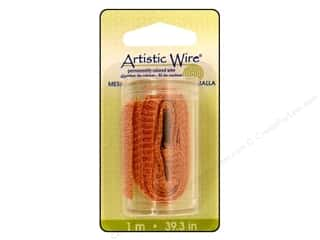 Artistic Wire Mesh 18mm Copper 1M