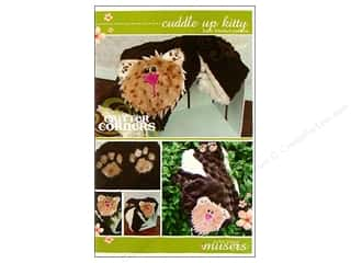 McKay Manor Musers Quilt Patterns: Mckay Manor Musers Cuddle Up Kitty Pattern