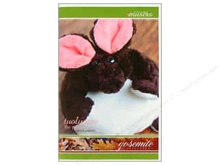 Holiday Sale: Toulumne Pika Stuffed Animal Pattern