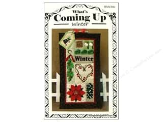 What&#39;s Coming Up Winter Pattern